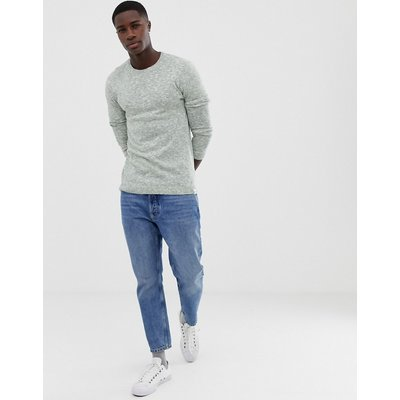 ONLY & SONS Only & Sons - Melierter Strickpullover - Grün