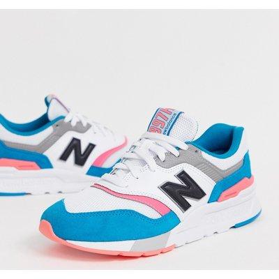 NEW BALANCE New Balance - 997 - Sneaker in leuchtenden Farben - Mehrfarbig