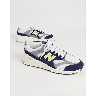 NEW BALANCE New Balance X90 - Weiße Sneaker - Weiß