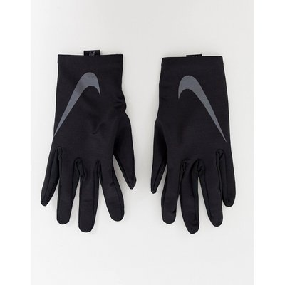 NIKE Nike Running - Schwarze Baselayer-Handschuhe - Schwarz