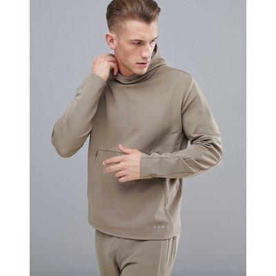 Sweatshirt & Hoodie Sale - ASOS - 4505 - Sweatshirt mit Patchwork-Design - Beige