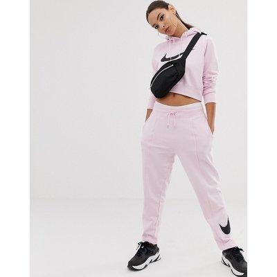 NIKE Nike - Trainingshose in Rosa mit Swoosh-Logo - Rosa