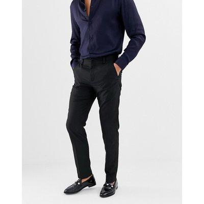 FRENCH CONNECTION French Connection - Einfarbige Anzughose mit schmalem Schnitt - Schwarz
