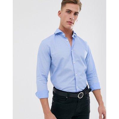 SELECTED Selected Homme - Hemd in regulärer Passfomr - Blau