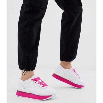 FILA Fila - Original Running Primavera - Weiße Sneaker - Weiß