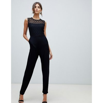 FRENCH CONNECTION French Connection - Gut passender Jumpsuit - Schwarz