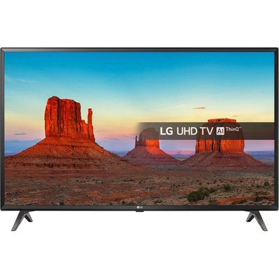 "LG 43UK6300PLB 43"" 4K Ultra HD HDR LED Smart TV"