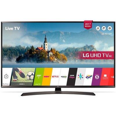 "LG 65UJ634V 65"" Ultra HD 4K Smart TV"