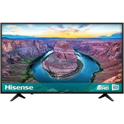 "Hisense H50AE6100UK 50"" 4K Ultra HD HDR Smart TV"