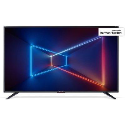 "Sharp Aquos LC-55UI7552K 55"" LED 4K Ultra HD Smart TV"