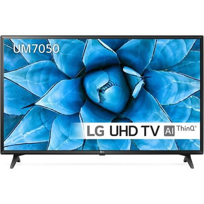 "LG 49UM7050 49"" Ultra HD 4K HDR Smart TV"