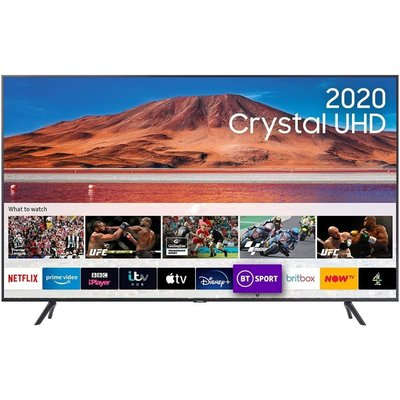 "Samsung UE55TU7100 55"" 4K Ultra HD Smart HDR TV"