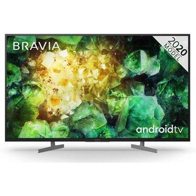 """Sony Bravia KD49XH8196BU 49"""" 4K Ultra HD Smart LED TV"""