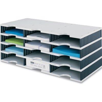 Styrodoc Trio - 12 Compartments