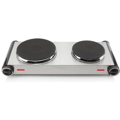 Electric Double Hot Plate - 5054928496709