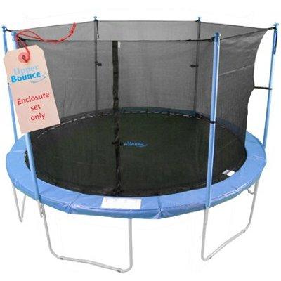 244cm Round Trampoline Net using 6 Poles