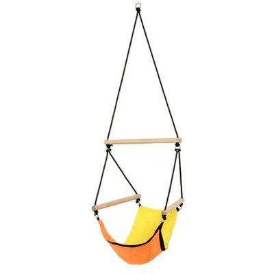 Hanging Chair, Yellow