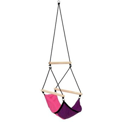 Hanging Chair, Pink