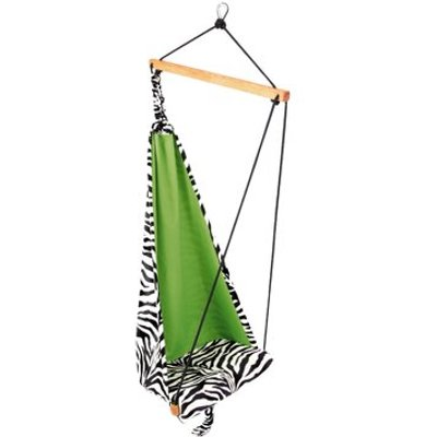 Hanging Chair, Zebra