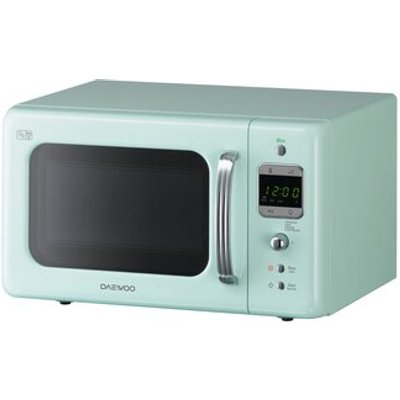 5031117813318 | Daewoo KOR7LBKM 20L Touch Control Microwave in Gloss Mint