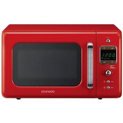 Retro 20 L 800W Countertop Microwave - 5031117813295