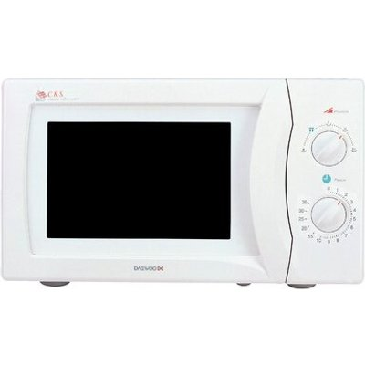 20 L 800W Countertop Microwave with Manual Control - 5031117812816