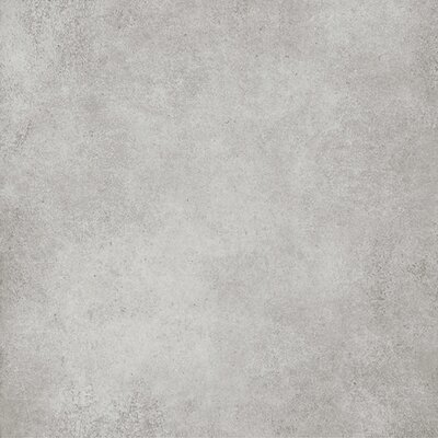Parian Plain Multi Use 14.2 x 14.2cm Porcelain Field Tile in Matte Mid Grey