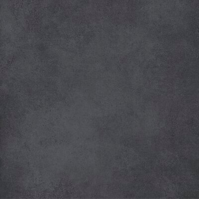Parian Plain Multi Use 14.2 x 14.2cm Porcelain Field Tile in Matte Dark Grey