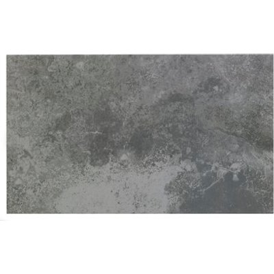 Snowdonia Riven 29.8 x 49.8cm Ceramic Field Tile in Matte Grey
