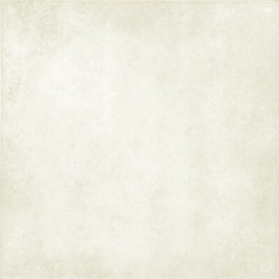 Parian Plain Multi Use 14.2 x 14.2cm Porcelain Field Tile in Matte Cream