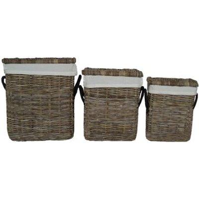 3 Piece Laundry Set