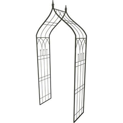 Ogee Arch, Black