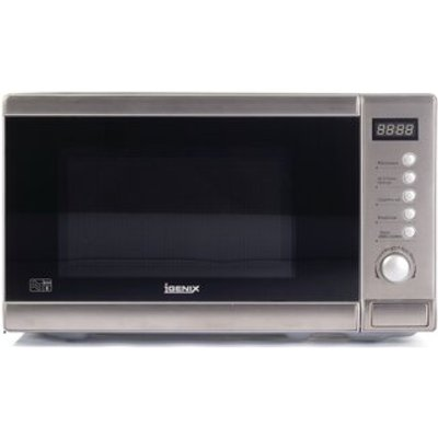 20L Countertop Digital Solo Microwave in Stainless Steel - 5016368054987