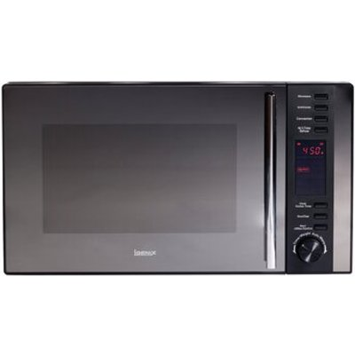 25L Countertop Convection Microwave in Black - 5016368056028