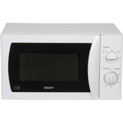 20L 800W Countertop Microwave in White - 5016368028711