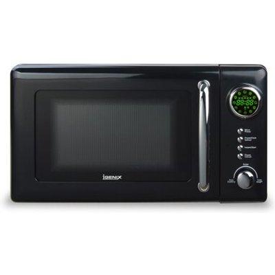20L 700W Countertop Microwave in Black - 5016368057124