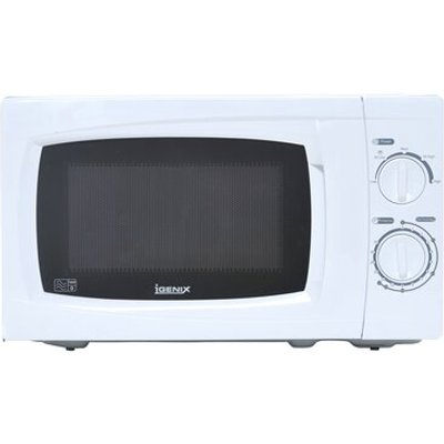 20L 700W Countertop Microwave in White - 5016368048108