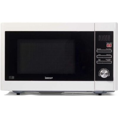 30L 900W Countertop Microwave in White - 5016368055007