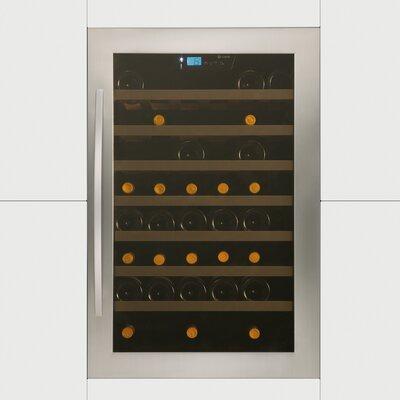 46 Bottle Single Zone Built-In Wine Cabinet