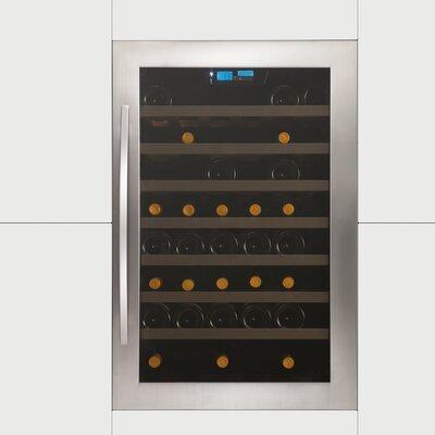 42 Bottle Dual Zone Built-In Wine Cabinet