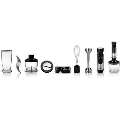 9 Piece Food Processor Set