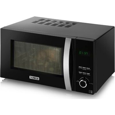 23L 800W Digital Combi Microwave - 5055195891198