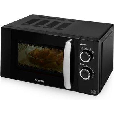 20 L 800W Countertop Microwave - 5057252606677