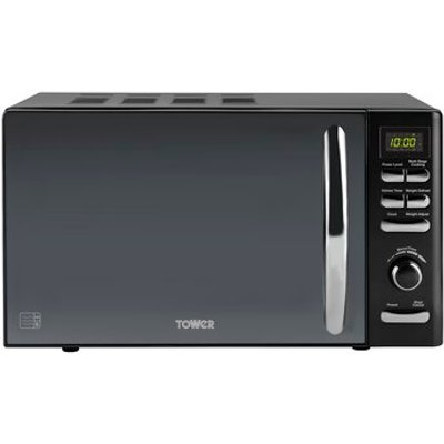 Digital 20 L 800W Countertop Microwave - 5056032923478
