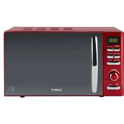 Digital 20 L 800W Countertop Microwave - 5056032924680
