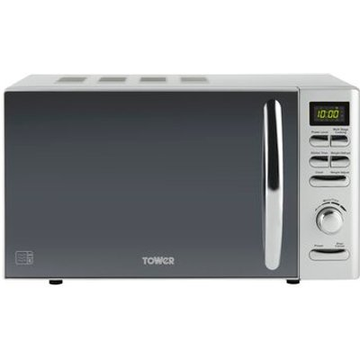 Digital 20 L 800W Countertop Microwave - 5056032923454