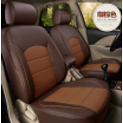 TO YOUR TASTE auto accessories custom leather new car seat covers for AUDI A4 A4L A6L A6 A1 A7 A8 A3 well-matched full surrounded