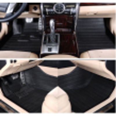 Myfmat custom car foot leather rugs mat for SKODA Octavia Fabia Superb Yeti Rapid Octavia RS safe durable well matched breathable