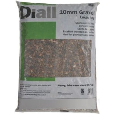 03380826 | Diall 10mm Gravel Large