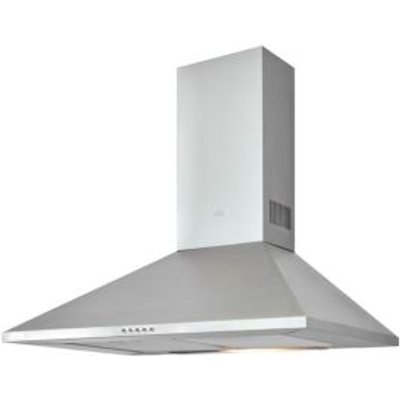 3663602842507 | Cooke   Lewis CLCHS70 Inox Stainless Steel Chimney Cooker Hood   W  700mm